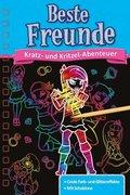 Kratz- und Kritzel-Abenteuer: Beste Freunde