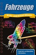 Kratz- und Kritzel-Abenteuer: Fahrzeuge