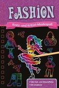 Kratz- und Kritzel-Abenteuer Fashion