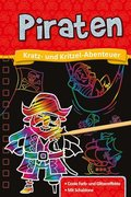 Kratz- und Kritzel-Abenteuer: Piraten