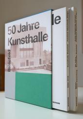 50 Jahre Kunsthalle Bielefeld. Bilder einer Sammlung, 2 Teile