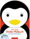 Mein erstes Sticker-Malbuch: (Pinguin)
