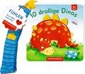 10 drollige Dinos