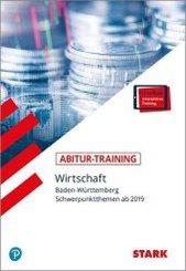 Abitur-Training - Wirtschaft Baden-Württemberg + ActiveBook