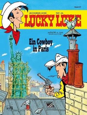 Lucky Luke - Ein Cowboy in Paris