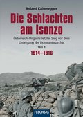 Die Schlachten am Isonzo - Tl.1