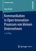 Kommunikation in Open Innovation-Prozessen von kleinen Unternehmen