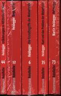 Ausgewählte Schriften, 5 Bde.