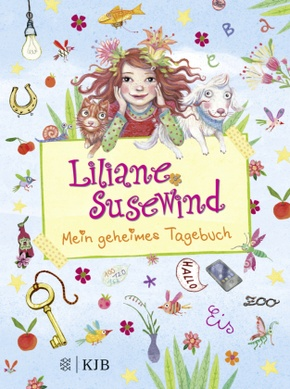 Liliane Susewind - Mein geheimes Tagebuch