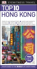 DK Eyewitness Top 10 Travel Hong Kong