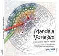 Mandala Vorlagen - kreiere deine eigenen Motive