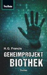 Space-Thriller 3: Geheimprojekt Biothek