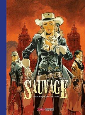 Sauvage - In den Fängen von Salm-Salm, Vorzugsausgabe