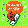 Da klimpert der Käfer!, m. Audio-CD