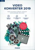 Video Konverter 2019, 1 DVD-ROM