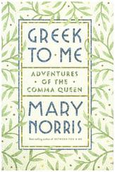 Greek to Me - Adventures of the Comma Queen