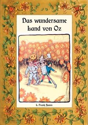 Das wundersame Land von Oz - Die Oz-Bücher Band 2