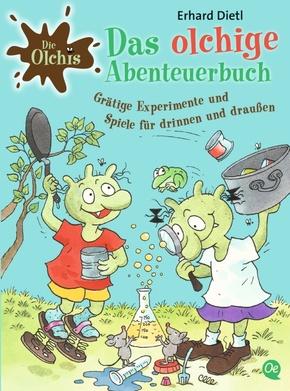 Das olchige Abenteuerbuch