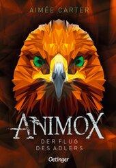 Animox, Der Flug des Adlers
