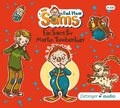 Ein Sams für Martin Taschenbier, 4 Audio-CDs