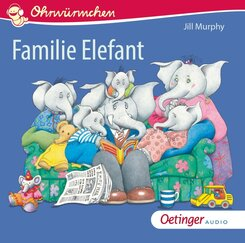 Familie Elefant, 1 Audio-CD