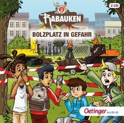 FC St. Pauli Rabauken, 2 Audio-CDs - Tl.2