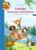 Der kleine Fuchs liest vor - Lustige Abenteuer-Geschichten
