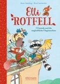 Elli Rotfell - 5 Freunde und die unglaubliche Flugmaschine