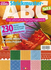Strickmuster-ABC - Tl.2