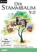 Der Stammbaum 9.0, 1 DVD-ROM