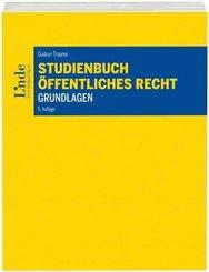 Studienbuch Öffentliches Recht (f. Österreich)