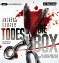 Die Todes-Box. Die ersten vier Fälle von Nemez und Sneijder, 4 MP3-CDs