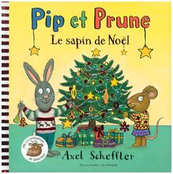 Pip et Prune - le sapin de Noël
