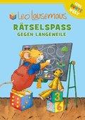 Leo Lausemaus - Rätselspaß gegen Langeweile