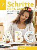 Schritte plus Alpha Neu: Kursbuch; .2