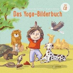 Das Yoga-Bilderbuch, m. Audio-CD