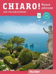 Chiaro! A1 - Nuova edizione, Kurs- und Arbeitsbuch