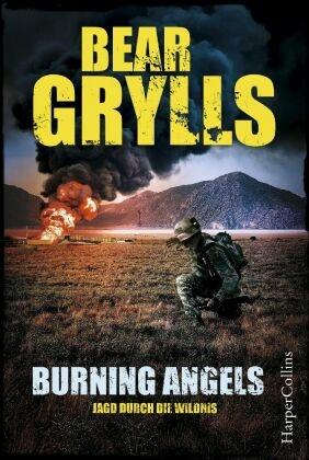 Burning Angels - Jagd durch die Wildnis