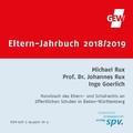 Eltern-Jahrbuch 2018/2019 CD-ROM