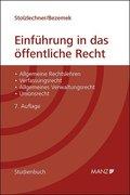 Einführung in das öffentliche Recht (f. Österreich)