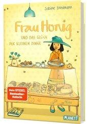 Frau Honig 2: Frau Honig und das Glück der kleinen Dinge