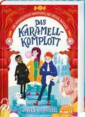 Die wunderlichen Abenteuer des Archie McEllen - Das Karamell-Komplott