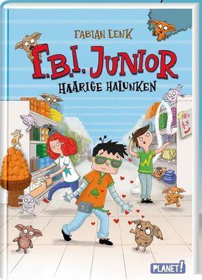 F.B.I. junior: Haarige Halunken