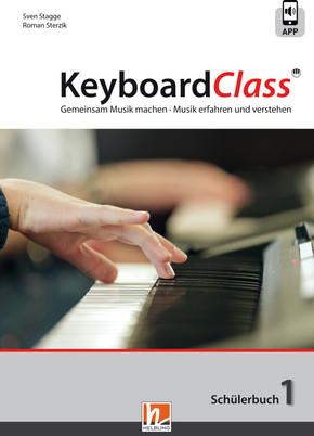 KeyboardClass. Schülerbuch - Bd.1