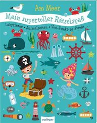 Mein supertoller Rätselspaß - Am Meer