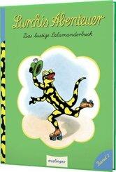 Lurchis Abenteuer, Sammlung der grünen Lurchi-Hefte 22-40