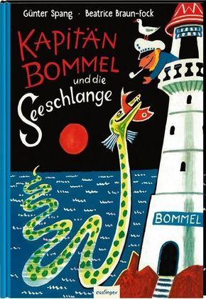 Kapitän Bommel und die Seeschlange