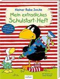 Der kleine Rabe Socke - Mein extradickes Schulstart-Heft