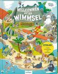 Wimmelbuch: Willkommen auf der Wimmsel