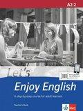 Let's Enjoy English: Teacher's Book; .A2.2